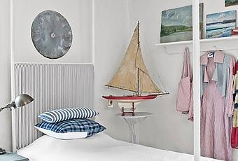 Decorazioni Per Casa Al Mare : Una decorazione marina per la casa al mare paper