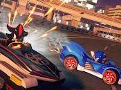 Sonic Stars Racing Transformed cast anche Shadow Musashi, video dall'E3 2012