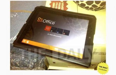 Microsoft Office per iOS ed Andorid