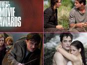 Sorpresa Hunger Games agli Movie Awards 2012 Breaking Dawn parte Miglior Film
