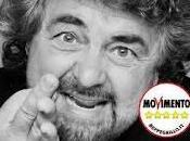 """Beppe Grillo """"vaffa"""" alla politica."""