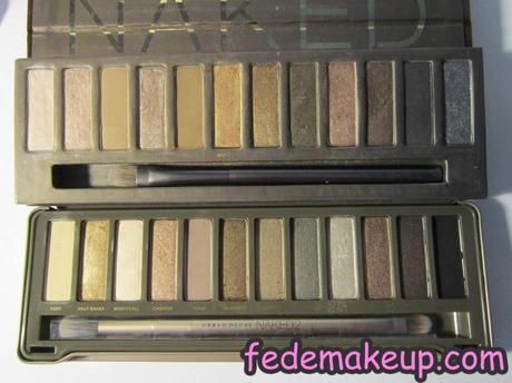 Review Urban Decay Naked e Naked 2