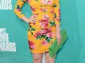 Ellie Kemper, Josh Hutcherson Tyler Posey Dolce Gabbana agli Music Award 2012