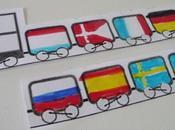 Tutti carrozza, treno degli europei 2012 partendo!