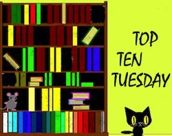 Top ten Tuesday 08