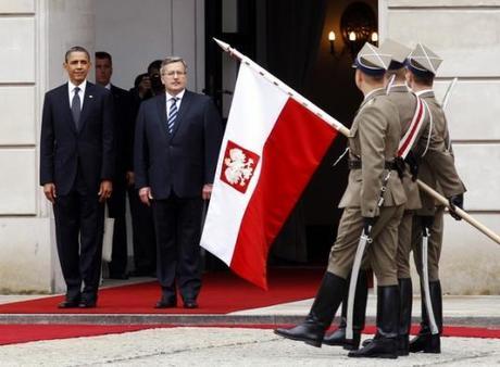 POLONIA: Varsavia vigila sulla propria memoria? La gaffe di Obama e l'antisemitismo polacco