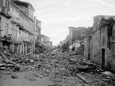 terremoti storici nella regione Mediterraneo