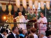 Giovedì giugno processione Corpus Domini Merulana