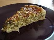 Torta salata crescenza e..tanti fagiolini