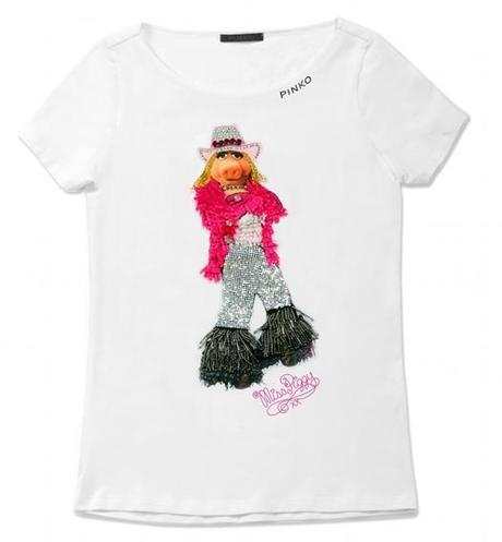 Miss Piggy by Pinko