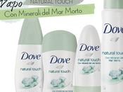 dove deodorante minerali morto