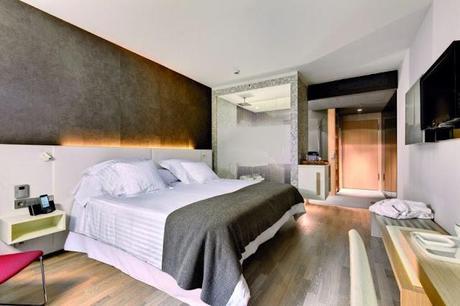Arredamento design bagno doccia in camera da letto Kaldewei - Paperblog