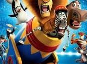 Madagascar batte Prometheus boxoffice weekend favola