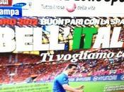 FOTO Ecco prima pagina della Gazzetta dello Sport