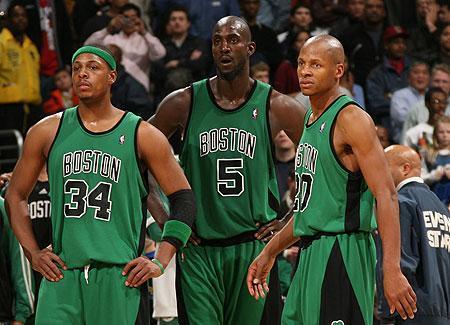 The big three ERA