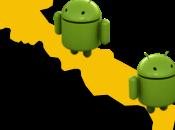Tutte smartphone Android sulla Puglia