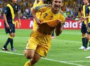 Europei 2012, Shevchenko eroe dell'Ucraina, Francia Inghilterra pareggiano