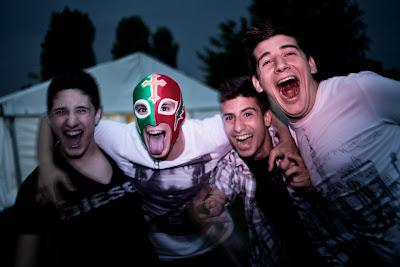 Milano Rugby Festival, where the people have Fun and be Crazy !!!