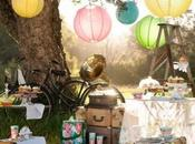 feste all'aria aperta, pic-nic, garden party