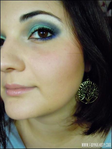 Make Up Verde Oro & Blu Viola! - make-up-verde-oro-blu-viola-L-xjyGuD