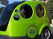 Pronta l'auto aria
