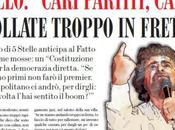 L'intervista Marco Travaglio Beppe Grillo