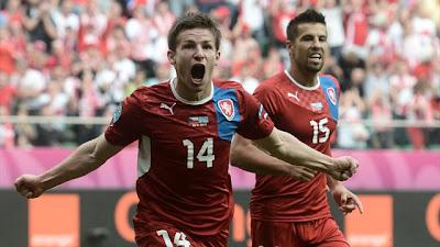 EURO 2012 Girone A | Grecia - Repubblica Ceca 1-2 | Highlights - video gol