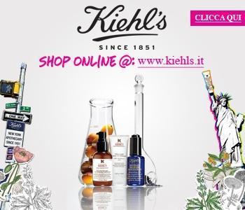 Kiehl's: scopri e prova il fantastico mondo di prodotti sul sito www.kiehls.it