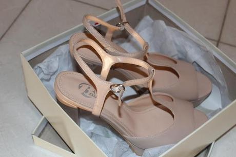 Shopping for my birthday: the shoes