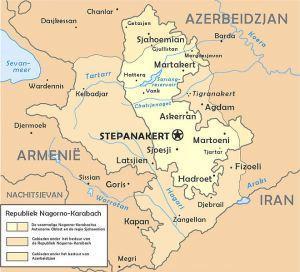 ARMENIA: Nagorno-Karabakh, passare dall'indipendenza alla democrazia