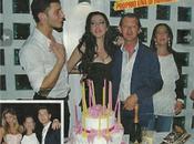 Fidanzamento famiglia, Belen Rodriguez Stefano Martino