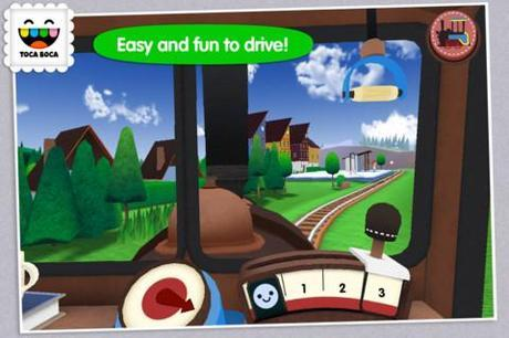 Recensione: Toca Train in download da oggi per iPhone e iPad