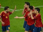 Spagna-Irlanda 4-0, Fernando Torres, Silva Fabregas condannano Trapattoni