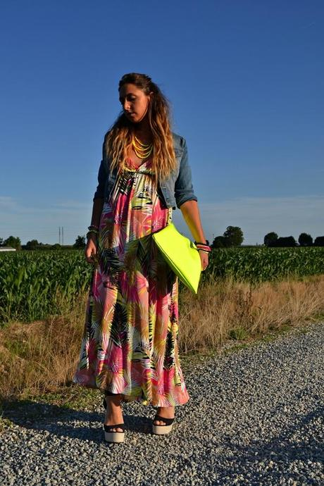 MAXI-DRESS mon amour!