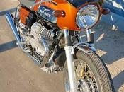 """Moto Guzzi V750 """"RGS"""" Classic"""