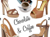 Chocolate Coffee shoes selection