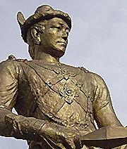 Nanda Bayin (1581-1599, Burmese sovereign).