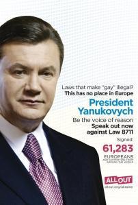 UCRAINA: Aggressioni fasciste e leggi omofobe. Benvenuti all'Euro 2012