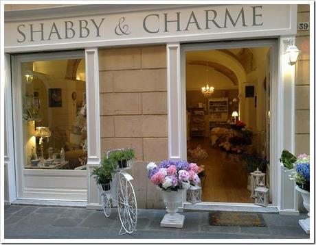 un p di shabby and charme the shop paperblog. Black Bedroom Furniture Sets. Home Design Ideas