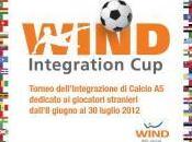 Wind torneo calcio favorire l'integrazione