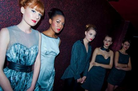 Brighton Boutique Charity Fashion Show - Backstage Impressions