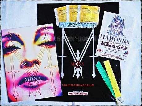 MADONNA - THE MDNA TOUR: CIAO ITALIA!