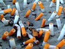 Spiagge Pulite: stop mozziconi sigaretta spiaggia