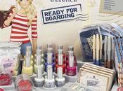 """Novità: ESSENCE Trend Edition """"Ready Boarding"""""""