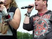 "Steel Panther Corey Taylor raggiunge palco ""Death Metal"" (video)"