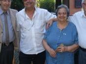 Piazzetta Santo Stefano Trio Perugino Dónca celebra Giugno