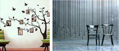 Idee per decorare le pareti paperblog for Idee per decorare pareti