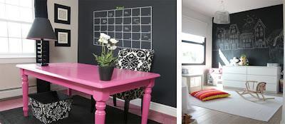 Idee per decorare le pareti paperblog for Decorare muro stanza