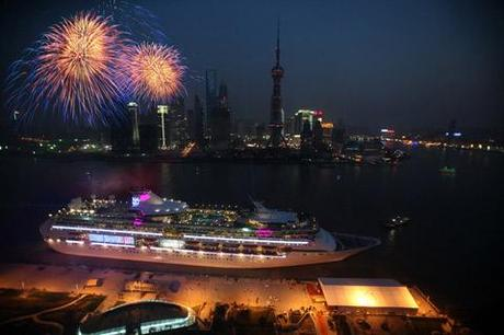 Primo scalo ad Hong Kong per Voyager of the Seas