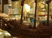 galeone città: Bastianello rende omaggio Pirati.
